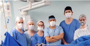Cirurgia Inovadora contra o câncer é feita no Vale do Sinos