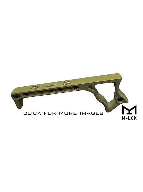 Noveske Bazooka Green Cerakote eXo-Tek Angled Foregrip