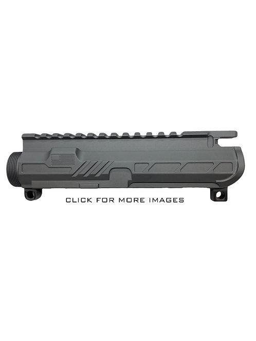 SNIPER GRAY CERAKOTE-AR15 UPPER RECEIVER
