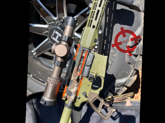 AR15 UPPER TEST GUN