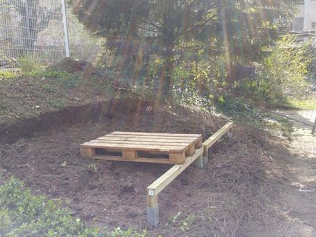 Gartenprojekt 2019