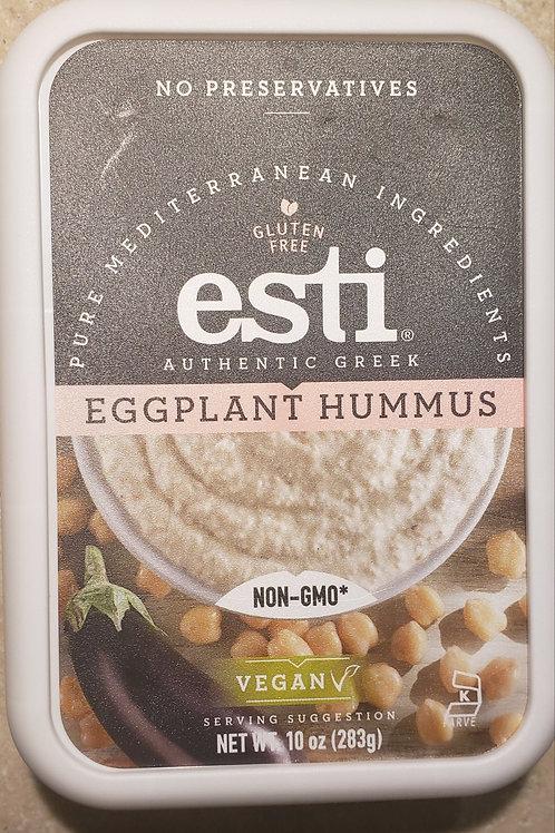 Eggplant Hummus