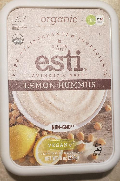 Lemon Hummus