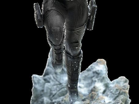 Descaje (Unboxing) Natasah Black Widow Endgame Iron Studios