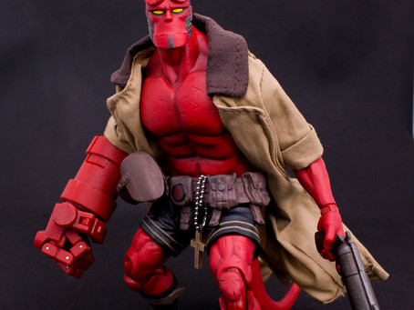 #viernesdefiguras Hellboy Mike Mignola
