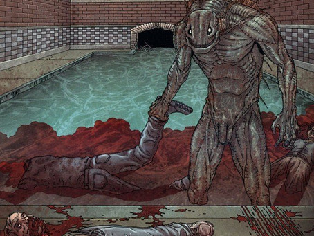 Neonomicon, el cómic de terror Lovecraftiano de Alan Moore