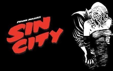 Historias de amor 1.El duro adiós. Sin City, de Frank Miller. Marv y Goldie.