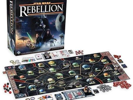 STAR WARS: REBELLION, el juego de mesa