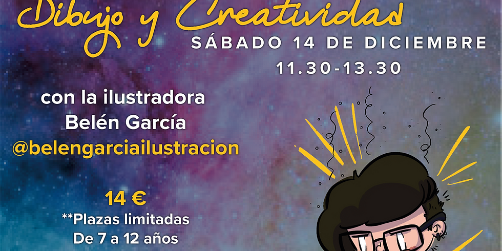 SEGUNDO TALLER DE DIBUJO Y CREATIVIDAD PARA NIÑOS