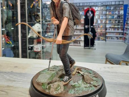 Figura de Ellie, de The Last of Us