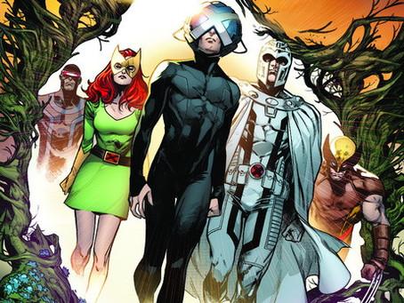 Dinastía de X: el reinicio sorprendente de los mutantes