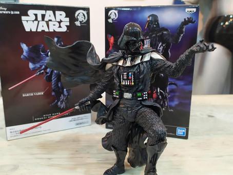 Figura de Darth Vader de Bandai