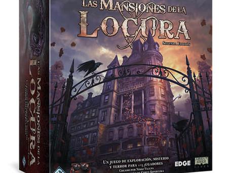 Las Mansiones de la Locura (2a Ed.)