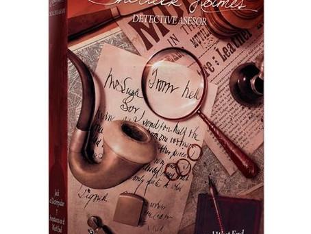 Sherlock Holmes, detective asesor: juego ideal para dos personas.
