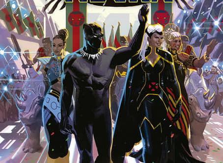 Pantera negra nº 3, de Ta nehisi Coates y Daniel Acuña
