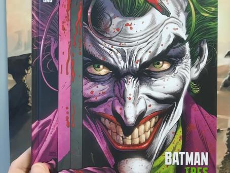 Batman: Tres Jokers, de Geoff Jonsh y Jason Fabok
