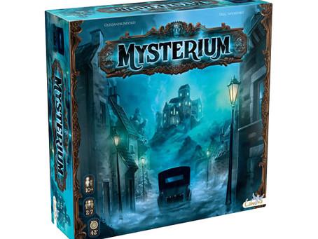 Mysterium, el juego de mesa