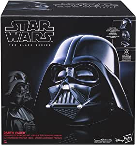 Unboxing Casco de Darth Vader