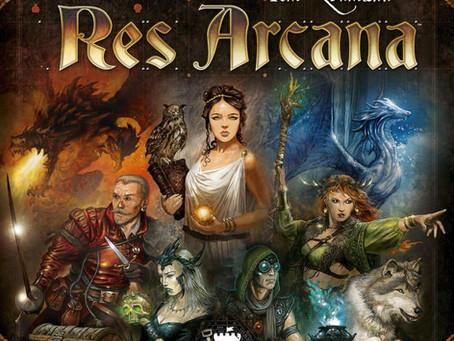 Res Arcana, uno de los mejores juegos del año