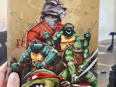 Las Tortugas Ninja Volumen 01. Relanzamiento.