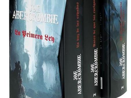 Los libros de La Primera Ley, de Joe Abercrombie