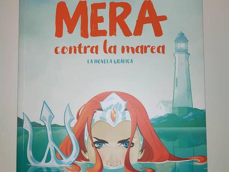 Mera: contra la marea, de Danielle Paige y Stephen Byrne