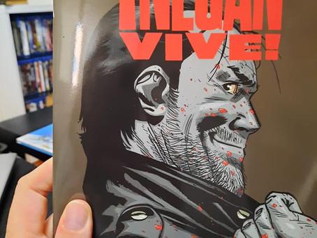 ¡Negan vive! Nuevo cómic deLos Muertos Vivientes