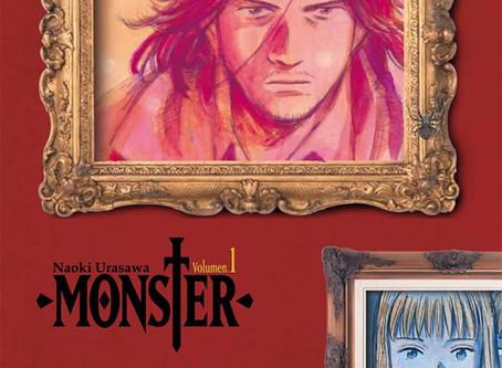 Monster, de Naoki Urasawa.