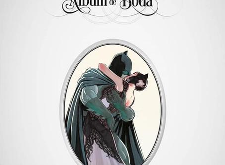El Álbum de Boda, de Batman& Catwoman