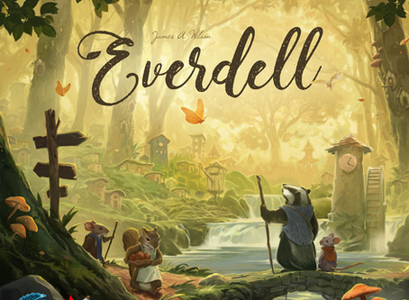 Everdell, precioso juego de estrategia