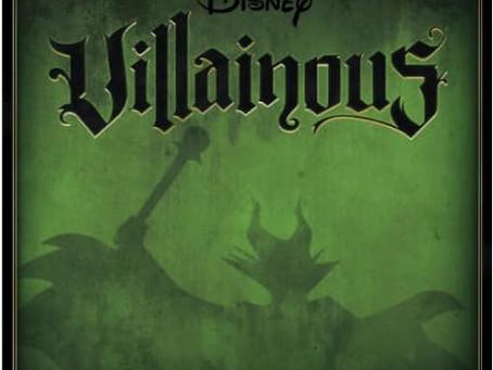 Villanous, el juego de mesa de los villanos de Disney