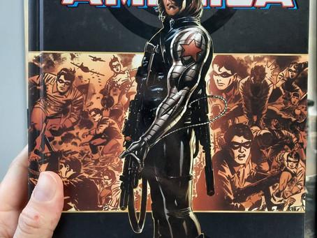 El camino del Halcón y del Soldado de Invierno (1)Capitán América 2 de, Ed Brubaker: El soldado de