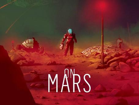 On Mars, juego complejo de gestión de recursos