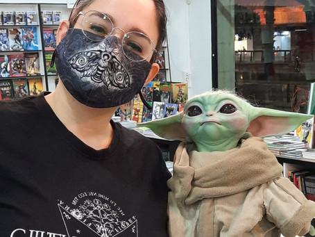 Descaje (Unboxing) Grogu The Child Star Wars Mandalorian