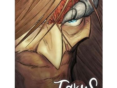 Taxus, uno de los mejores cómics españoles de los últimos años