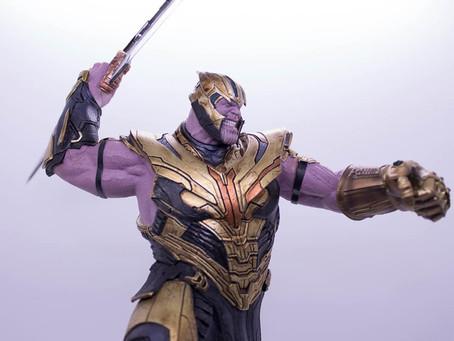 Figura de Thanos Endgame