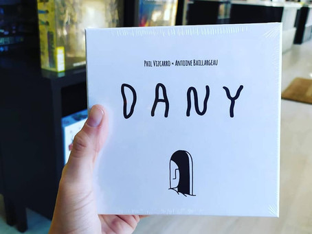 Dany, el juego de mesa