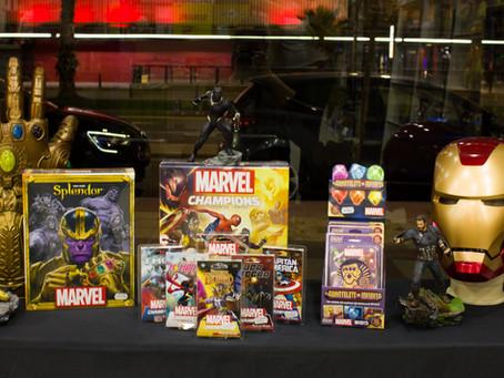Juegos de mesa de Marvel