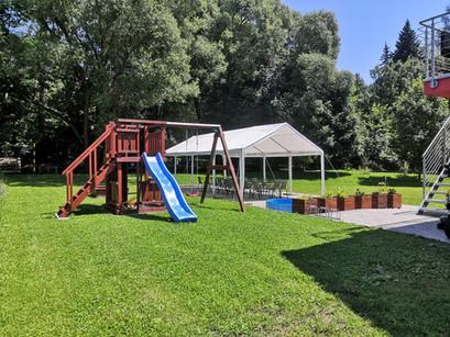 Postavili jsme pro Vás dětské hřiště