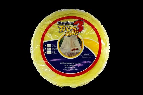 Mosquitero Tres BBB de Techo 2.5 Plz