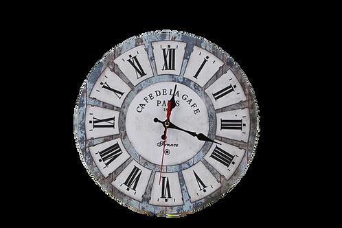 Reloj De Pared MDF