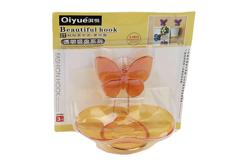 Caja De Jabón Con Mariposa