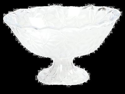Frutero Plástico Transparente