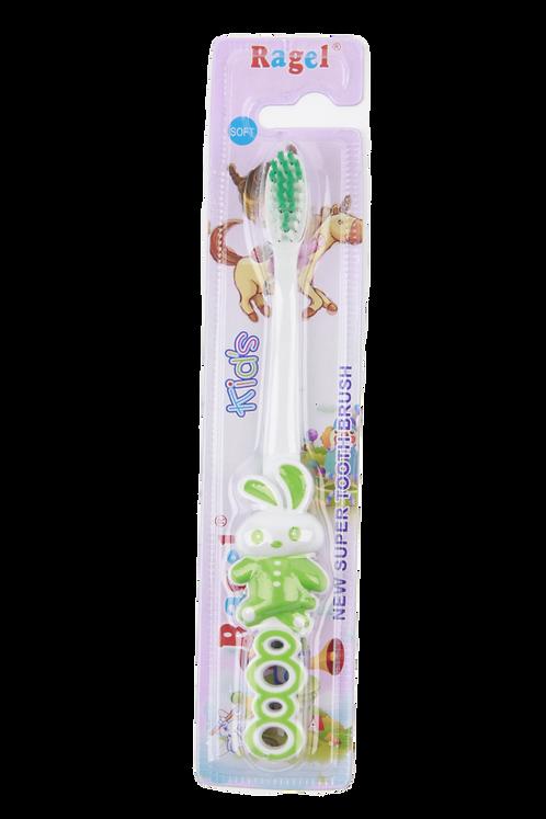 Cepillo Dental Para Niños Con Conejo
