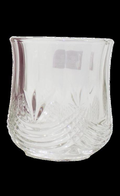 Set De Vasos Cortos Delicados