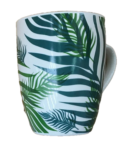 Taza de Leche de Ceramica