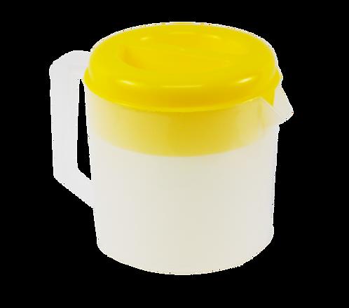 Jarra 1.5 Litros Con Tapa Plastificado