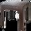 "Thumbnail: Mesa Rattan 17"" x 17"" Cuadrada"