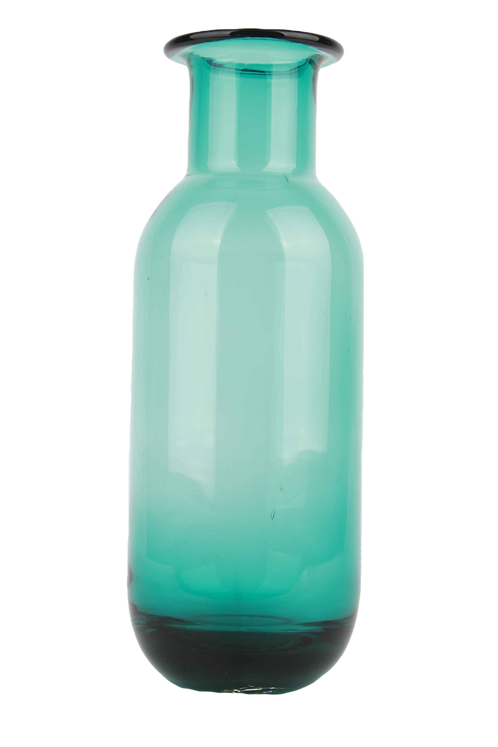 Florero Cristal Aqua