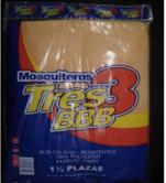 Mosquitero Tres BBB 1.5 Plazas